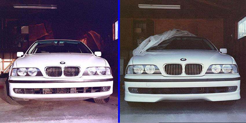 Bmw E39 1997 2002 Abs Front Lip For Sale