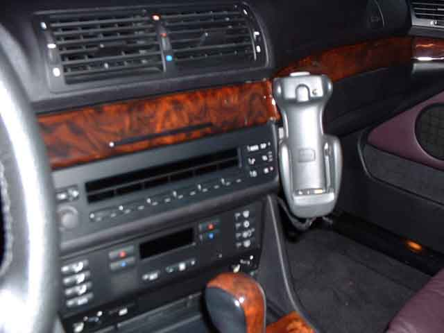 Nokia Cellular Phone Mounting Solution For Bmw