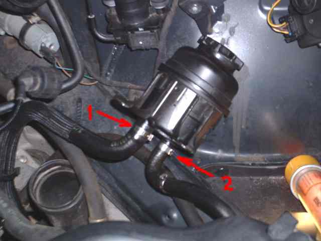 likewise  as well Maxresdefault additionally D Ongoing Maintenance Repair S M Abc High Pressure Hoses Replace besides D D I Y Loose Sloppy Steering Adjusting Your Steering Rack Img. on power steering hose diagram